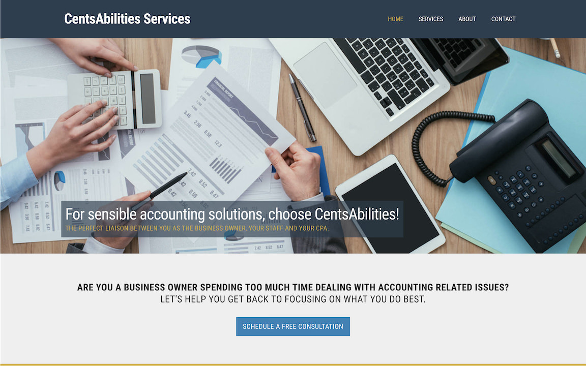 CentsAbilities Services