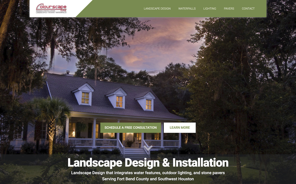 Colourscape, Inc. - Landscape Design & Installation
