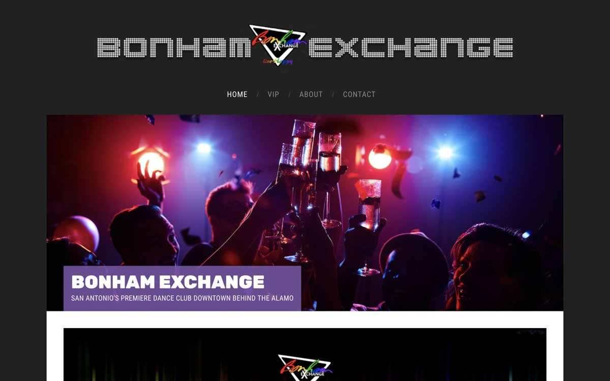 Bonham Exchange