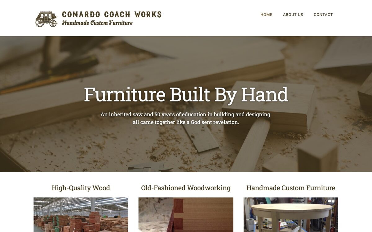 Comardo Coach Works