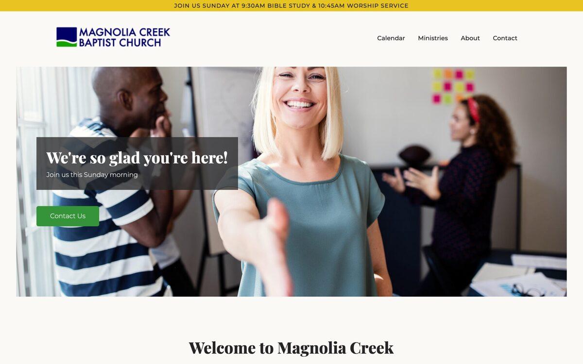 Magnolia Creek Baptist Church