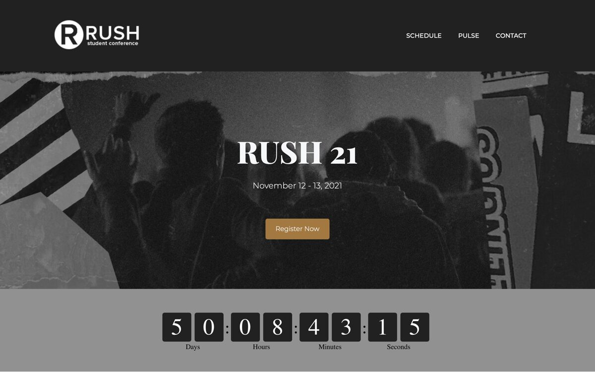 RUSH student conference