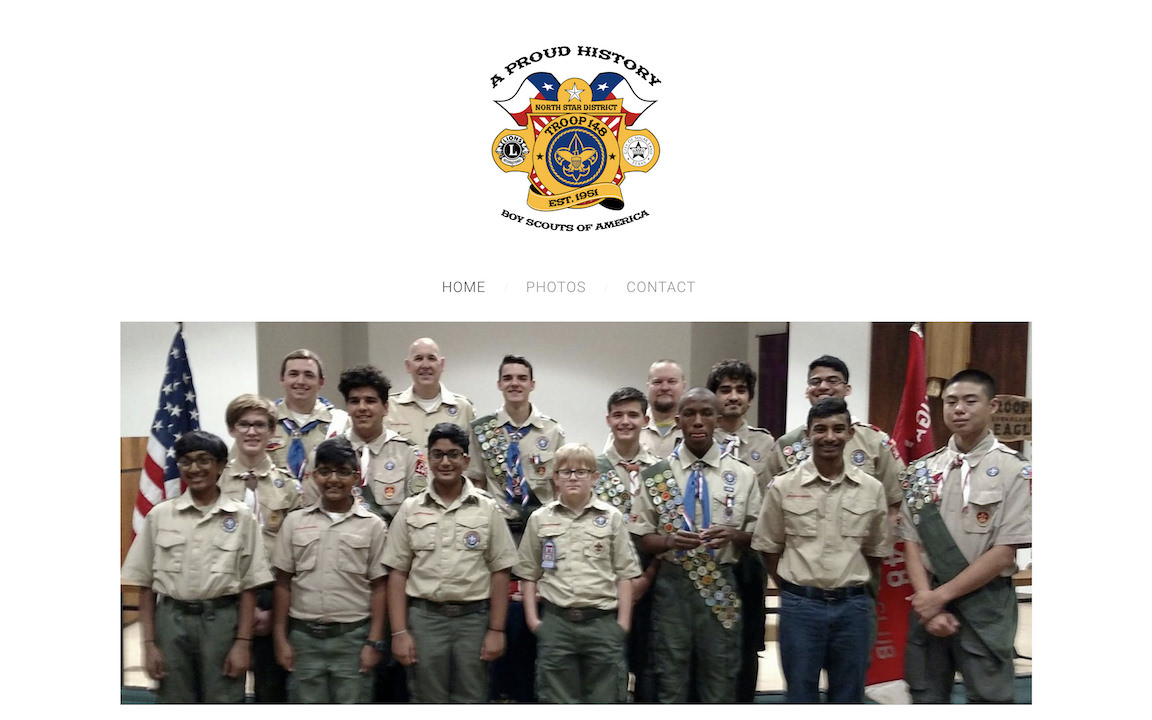 Boy Scout Troop 148